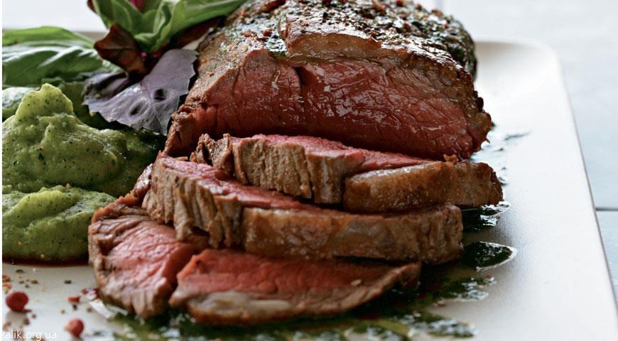 Приготовить мясо для нарезки рецепт