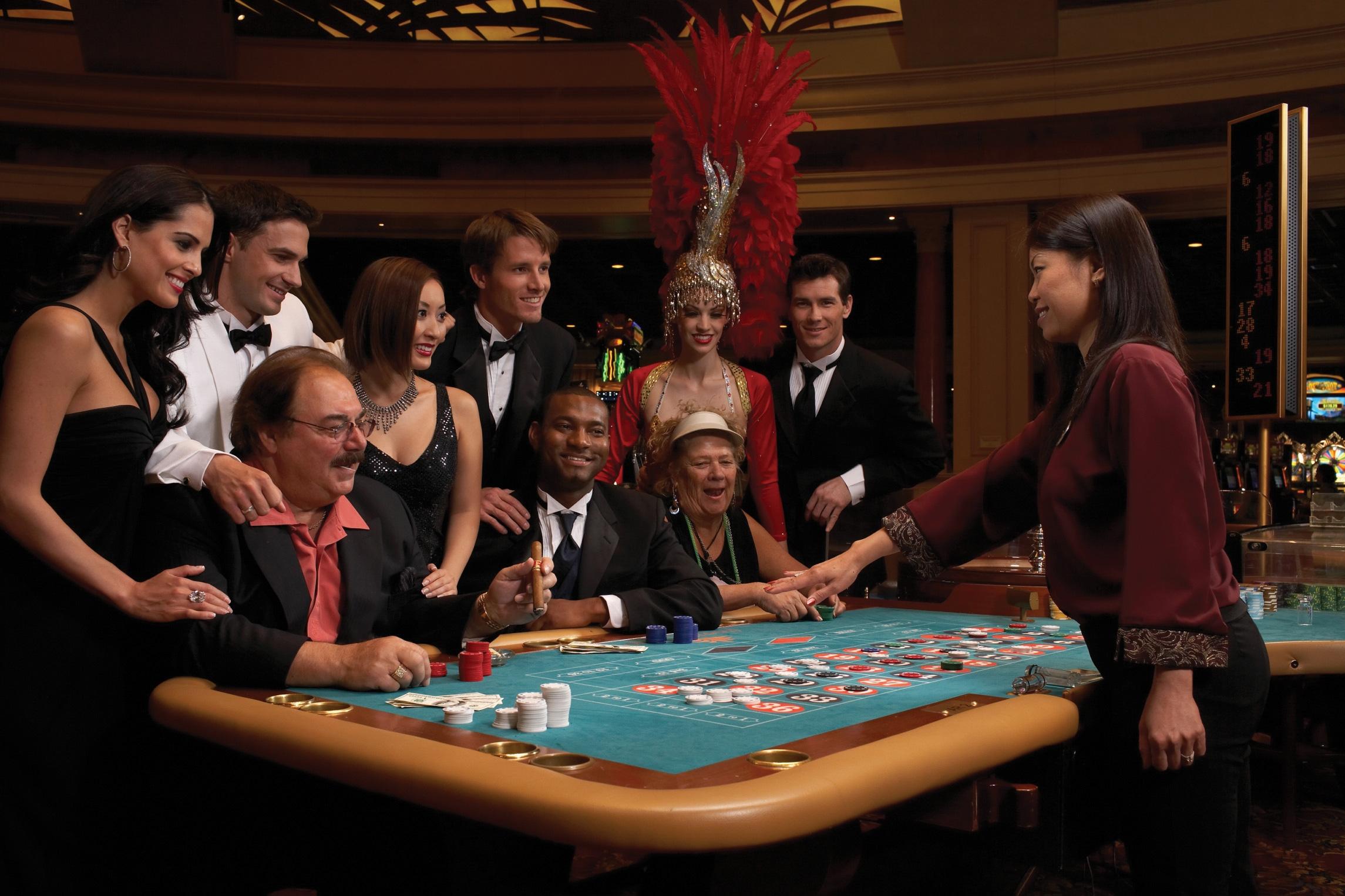 камерщики в казино