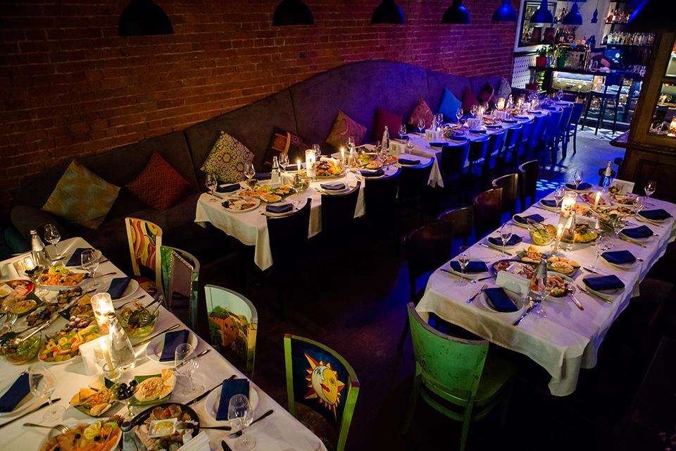 Ресторан для дня рождения красноярск